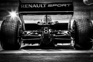 Coche Fórmula 1